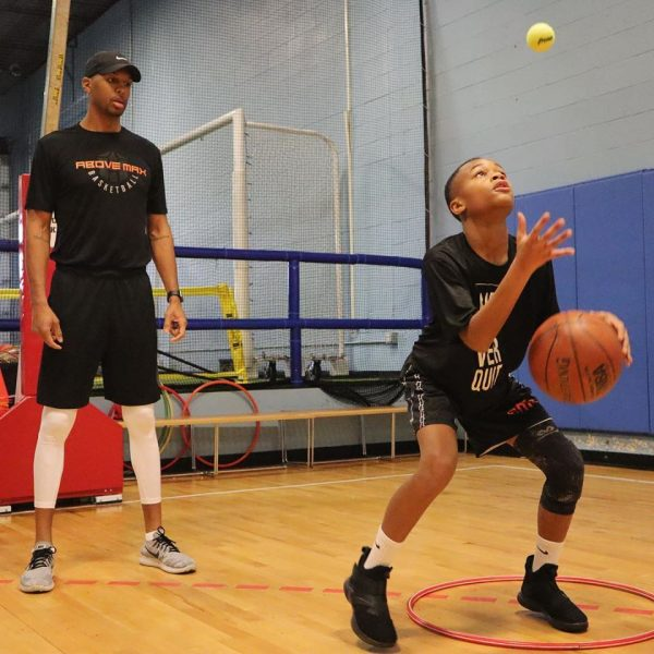 abovemax basketball private training